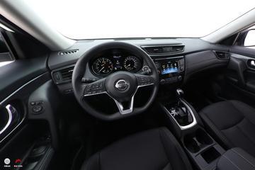 2017款奇骏 2.0L CVT 舒适版 两驱