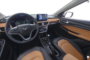 2018款五菱宏光S3 1.5L 手动豪华型