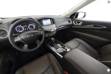 2018款英菲尼迪Q60 2.5T Hybrid 冠军家庭版