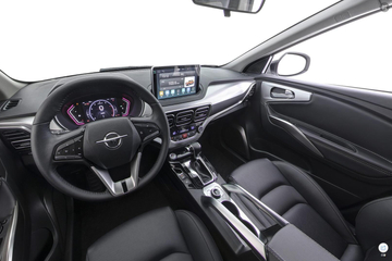 2018款海马S5 自动智联旗舰型