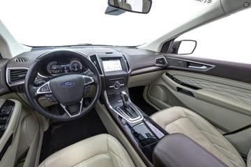 2018款福特锐界 330 V6四驱旗舰型 7座
