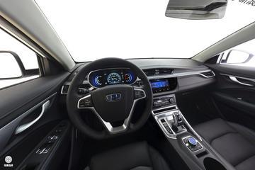 2018款帝豪新能源 EV450 尊贵型