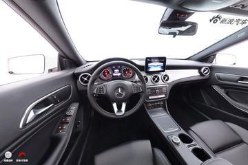 2017款奔驰CLA 200 时尚型