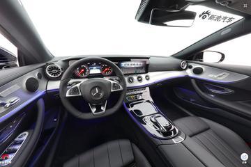 2017款奔驰E 200 4MATIC 轿跑车