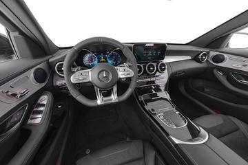 2019款奔驰AMG C63