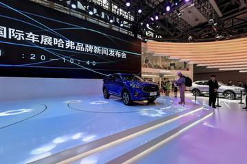 2018广州车展-哈弗展台全景VR