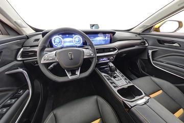 2019款 奔腾T77 1.2T自动尊贵型