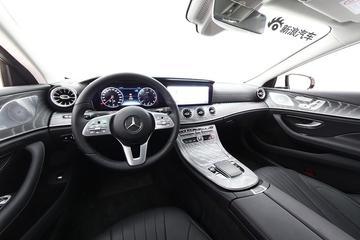 2018款 奔驰 CLS 350 4MATIC