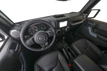2017款牧马人 3.6L Rubicon 四门舒享版