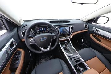 2018款 远景SUV 1.4T CVT 4G互联旗舰型