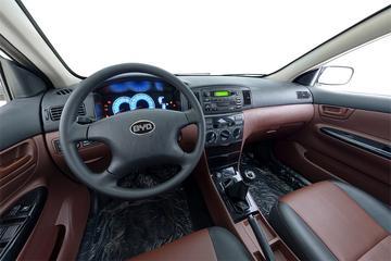 2018款 比亚迪 F3 1.5L 手动经典型