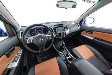2016款 黄海 N1 2.8T柴油四驱运动版