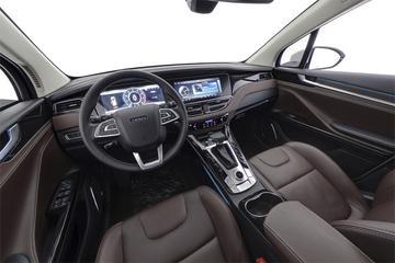 2018款 君马S70 1.5T CVT豪华型