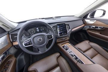 2018款 XC90新能源 E驱混动 T8 智尊版