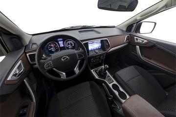 2018款 领主 2.5T柴油商务版 两驱舒适型