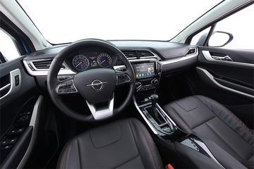 2018款 海马S5青春版 1.6L CVT旗舰型