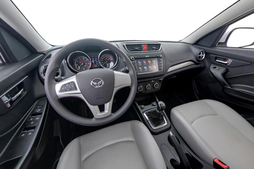 2017款 幻速S3 1.5L 手动豪华型