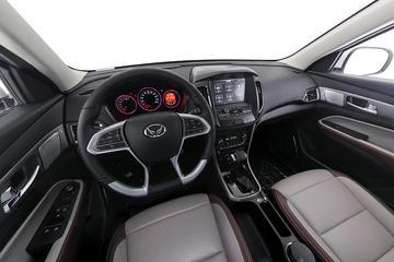 2017款 幻速S5 1.3T CVT尊贵型