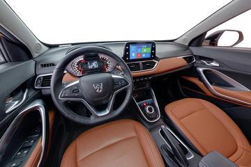 2017款 宝骏510 1.5L自动豪华型