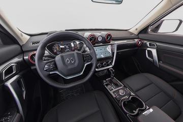 2018款 北京汽车BJ20 1.5T CVT豪华型