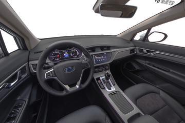 2018款帝豪GS  领潮版1.4T自动尊尚智联型