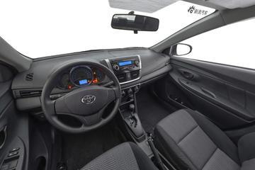 2017款一汽丰田威驰 1.5L CVT 创行版