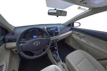 2017款一汽丰田威驰FS 1.5L 锋驰版
