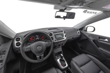 2017款途观 300TSI 自动两驱丝绸之路舒适版 黑色