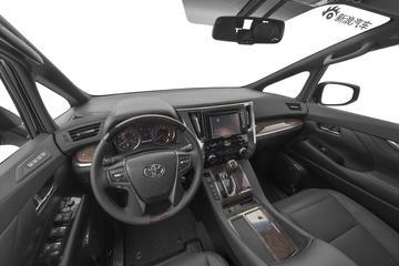 2018款丰田(进口)埃尔法  改款 3.5L尊贵版