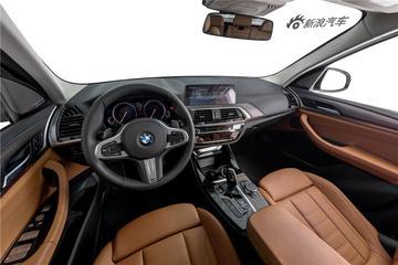 2018款宝马X3 xDrive30i 领先型 M运动套装