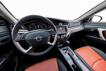 2017款 海马M6 1.5T CVT豪华版