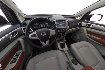 2016款 北汽幻速H3F 1.5L 手动豪华型