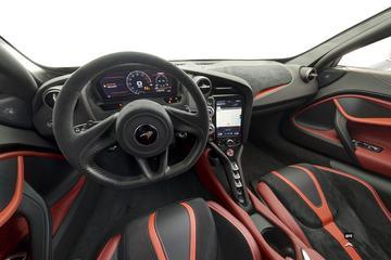 2019款 迈凯伦 720S 4.0T  Coupe