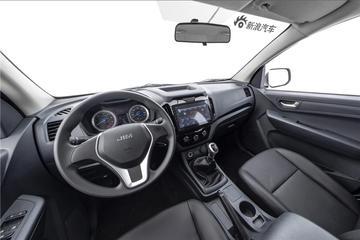 2018款瑞迈2.5T手动两驱柴油超豪华款JE4D25Q5A