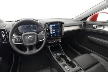 2019款 沃尔沃XC40 T4 四驱正午熔岩红