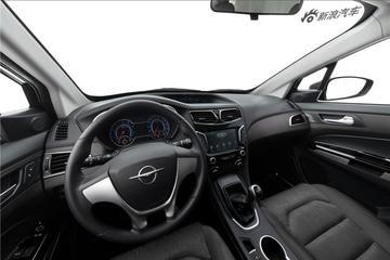 2017款福美来F7 1.5T 7座手动标准型