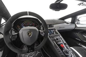2019款  兰博基尼Aventador SVJ