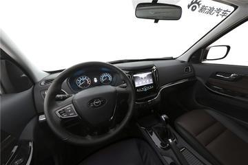 2017款海马S7 1.8T手动豪华版
