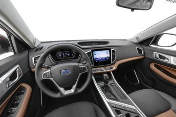 2019款吉利远景SUV 1.4T 4G互联旗舰型 国VI
