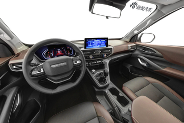 2019款长安凯程F702.5T手动四驱行政版国V