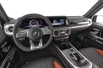 2019款AMG G改款 4.0T自动G63先行特别版