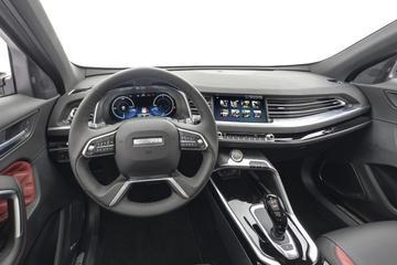 2020款哈弗H6 GT 2.0T自动劲擎版