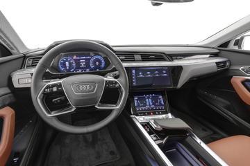 2019款奥迪e-tron 55 quattro 专享型