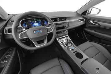 2019款帝豪新能源EV500 进取型标准续航版