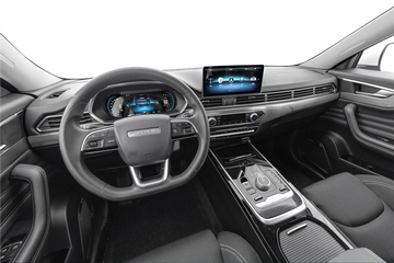 2019款捷途X70S EV E智版
