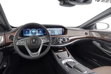 2019款奔驰S级 S 450 L 4MATIC 臻藏版