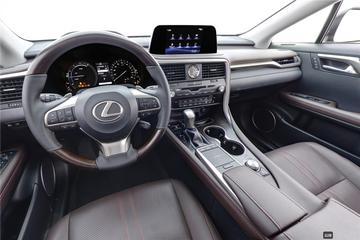 2020款雷克萨斯RX混动 450h 四驱豪华版7座国VI