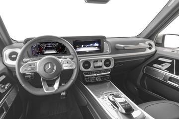 2019款奔驰G级改款4.0T自动G500