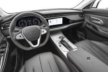 2020款长安欧尚X7 1.5L自动旗舰型