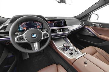 2020款宝马X6 xDrive40i 尊享型